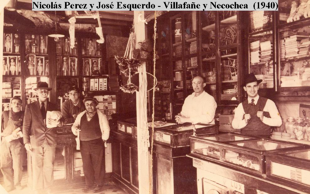 1-Nicolás Perez José Esquerdo (1940)